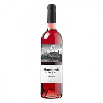 Monasterio de Las Viñas Vino D.O. Cariñena rosado 75 cl 75 cl