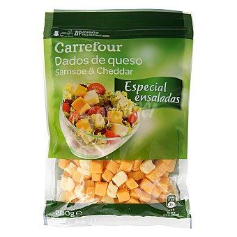 Carrefour Mezcla de quesos 'especial ensalada' 200 g