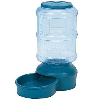 Nayeco Comedero Le Bistro color azul para perros tamaño mediano capacidad 9 kg 1 unidad