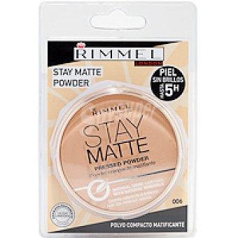 Rimmel London Maquill.matte POW006