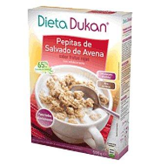 Dukan Pepitas de salvado de avena sabor frutas rojas 500 g