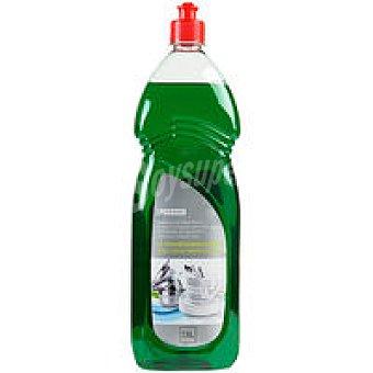 Eroski Lavavajillas concentrado ultra Botella 1,5 litros