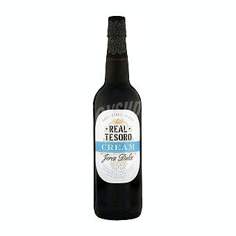 Real Tesoro Jerez dulce cream Botella 750 ml