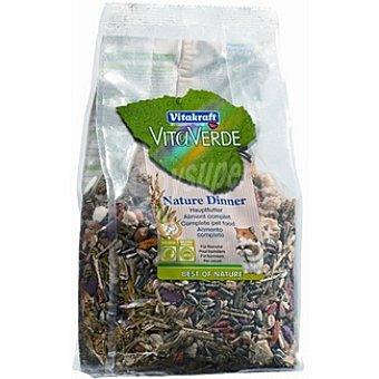 Vitakraft Menú nature para hámsteres Vita Verde Paquete 750 g