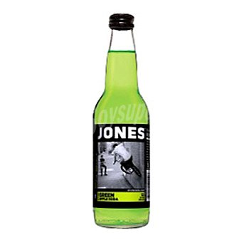 Jones Soda Green Apple Flavour 33 cl