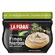 Paté finas hierbas, estilo provenzal 100 g La Piara