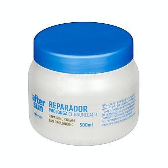 Solcare Aftersun locion reparadora prolonga el bronceado Tarro 500 ml