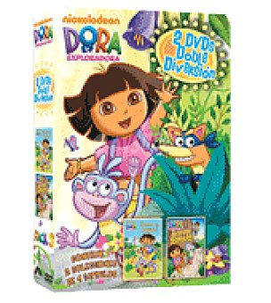 Dora P. :somos un equipo+aventura de animales dvd