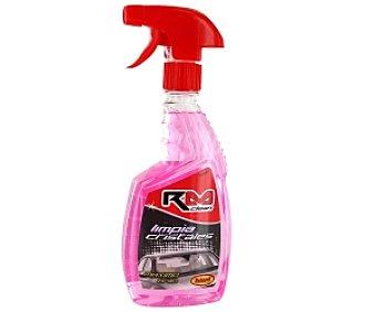 RM CLEAN Líquido limpiador de cristales con aplicador de pistola 500 mililitros