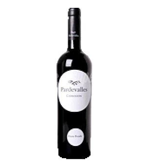 PARDEVALLES Vino tinto D.O. Castilla y León Carroleon 75 cl