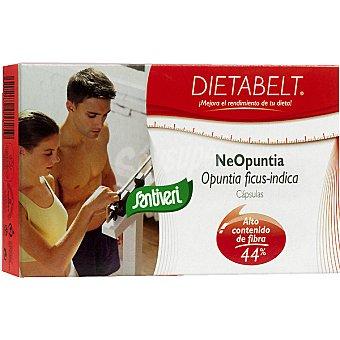 SANTIVERI DIETABELT Neopuntia opuntia ficus-indica alto contenido en fibra en cápsulas Envase 27 g