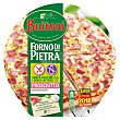 Pizza congelada de jamón, sin gluten y sin lactosa Estuche 365 g Buitoni