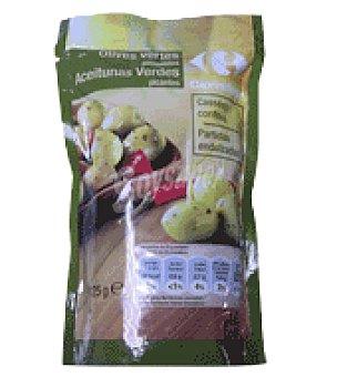 Carrefour Aceituna verde picante 125 g