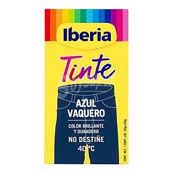 Iberia Tinte para la ropa azul vaquero 40ºC 70 g