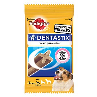 PEDIGREE DENTASTIX Ped Denta Stix junior Paquete 110 g
