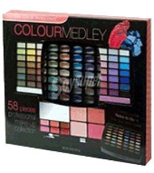 Markwins Paleta de maquillaje Color Medley 1 ud