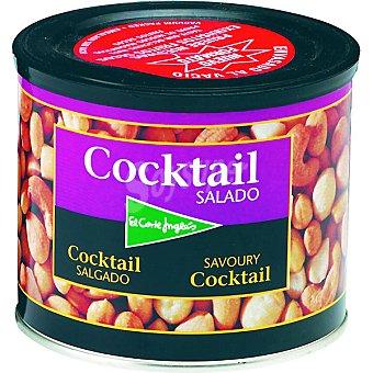 El Corte Inglés Cóctel salado de frutos secos Lata 311 g