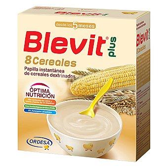 Blevit Papilla plus 8 cereales 600 g
