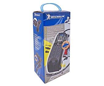 Michelin Bomba de pie de un cilindro con manómetro digital de alta precisión integrado michelin