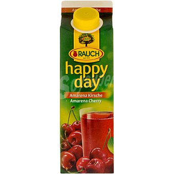 RAUCH HAPPY DAY néctar de cereza envase 1 l