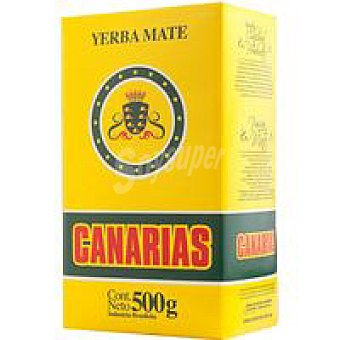 Canarias Yerba Mate Caja 500 g