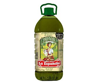 La Española Aceite de oliva Virgen Extra Garrafa de 5 l