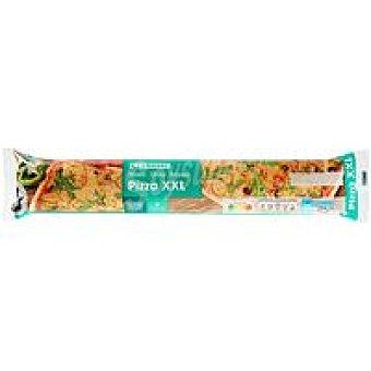 Eroski Masa pizza XXL Paquete 550 g