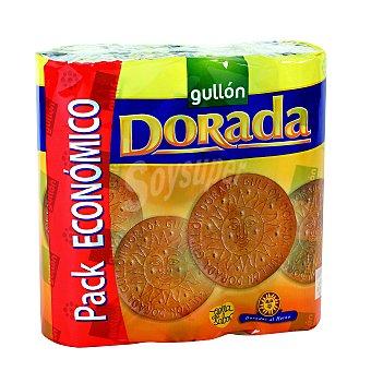 Gullón Galleta María dorada Pack 3 x 200 g