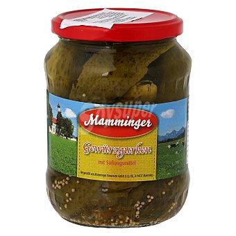 Mamminger Pepinillos agridulces 360 g