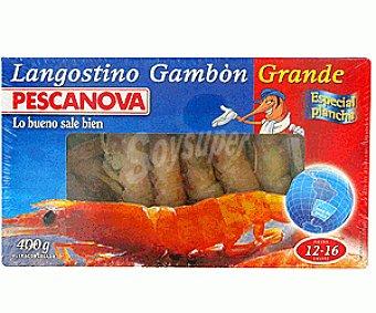 Pescanova Langostino Gambón Grande 12/16 Piezas 400 Gramos
