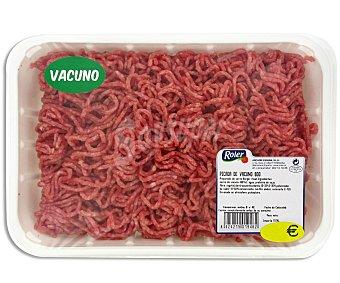 Roler Preparado de carne picada de vacuno Bandeja de 800 gramos