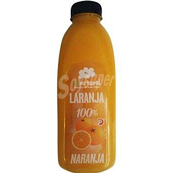 SO NATURAL zumo natural de naranja Botella de 1 l