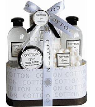 Cotton Caja de Cartón con Tapa 1 unidad