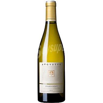 AVGVSTVS Vino blanco chardonnay de Cataluña botella 75 cl 75 cl