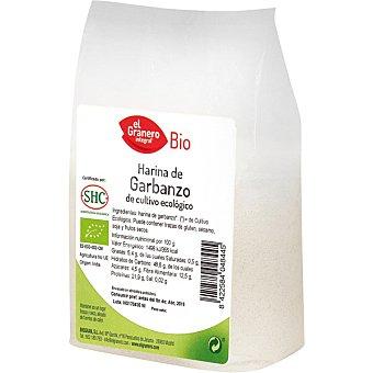 El Granero Integral Bio harina de garbanzos ecologica  envase 500 g