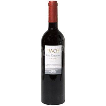 Bach Vino tinto joven con denominación de origen de Catalunya Botella 75 centilitros