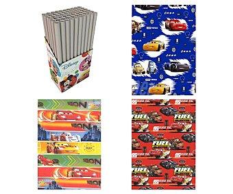 Producto Alcampo Rollo de papel de regalo Cars 2 metros, Alcampo.