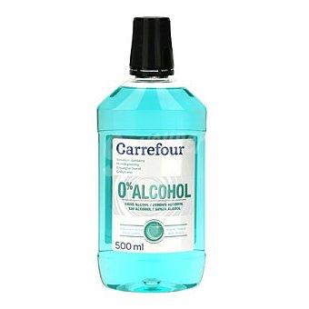 Carrefour Enjuague bucal 0% Alcohol 500 ml