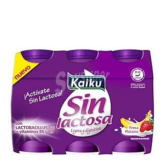 Kaiku Batido sin lactosa 420 g