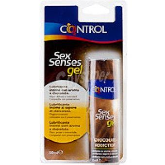 Control Gel lubricante de chocolate Bote 50 ml