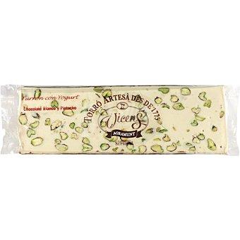 VICENS AGRAMUNT Turrón de yogur con pistacho Tableta 300 g