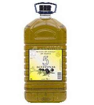 5 Aceitunas Aceite de Orujo 5 l