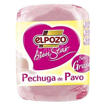 ElPozo Pechuga de pavo 0% bajo en grasa 1 kg