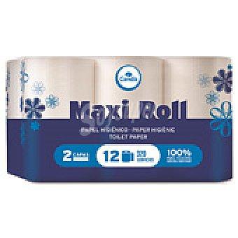 Condis Papel higienico maxi Rollo 12 uni