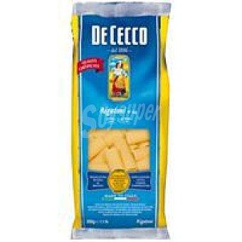 De Cecco Pasta Rigatoni 24 Paquete 500 g