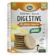 Galletas sin gluten sin lactosa sin huevo ecológicas Bio Digestive Estuche 360 g Santiveri