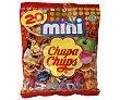 Caramelo con palo de sabores mini Bolsa 20 ud Chupa Chups