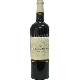 TIERRA DE CUBAS Vino tinto roble D.O. Cariñena Botella 75 cl
