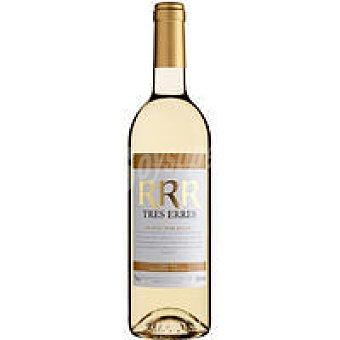 Tres Erres Vino blanco de mesa semidulce 75 cl