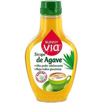 Sunny Via Sirope de agave alto poder edulcorante Bote de 350 g